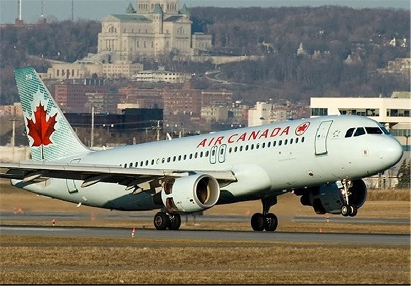 Air Canada Flight 624 Makes Hard Landing at Halifax Airport