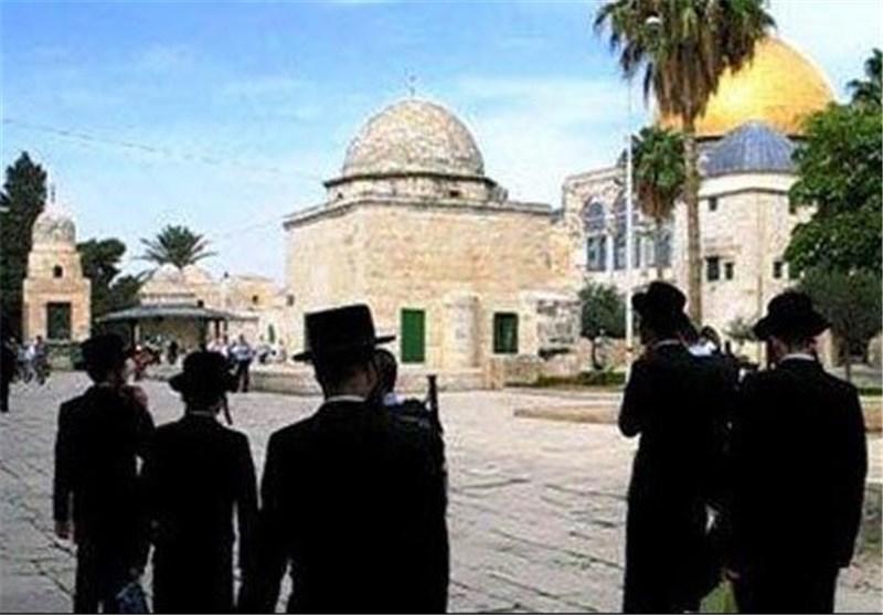 توتر فی أجواء الأقصى بسبب اقتحامات المستوطنین الصهاینة