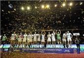 Zenit Kazan Wins CEV Volleyball Champions League