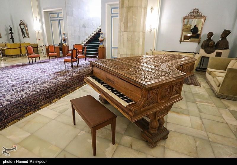 کاخ موزه ملت - مجموعه تاریخی سعدآباد