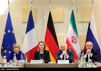 FMs of Iran, Six World Powers Meet in Lausanne