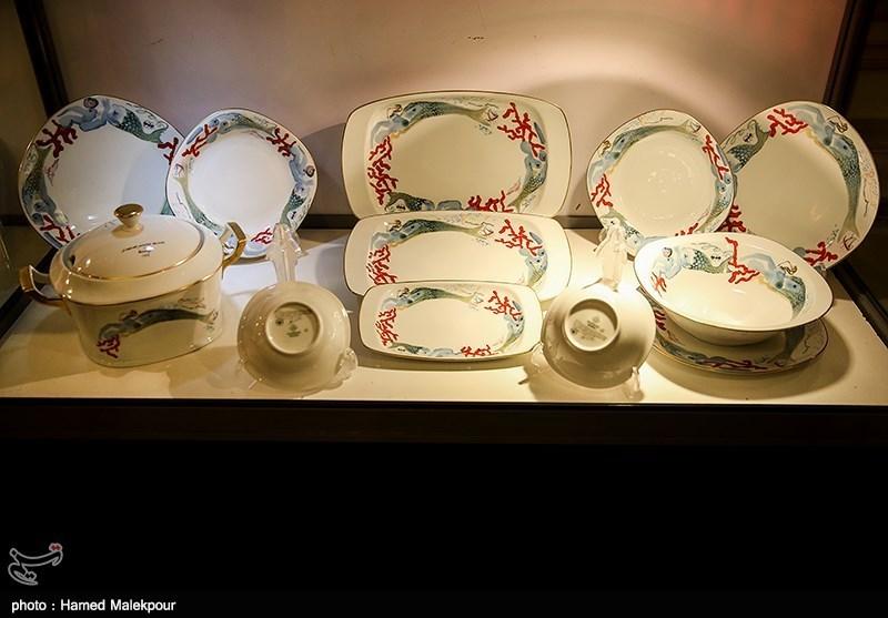 بازگشایی موزه آشپزخانه شاه/آشپزخانههای سلطنتی در قطار و هواپیما