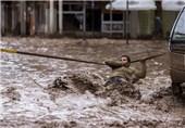 خسارت سیل زدگی رودخانه هراز به شهرستان آمل بررسی میشود