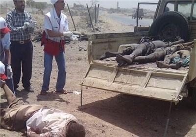 جنایات آل سعود یمن