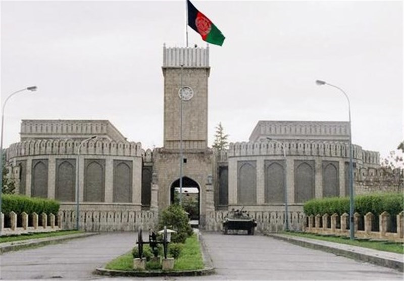 کاخ ریاست جمهوری افغانستان