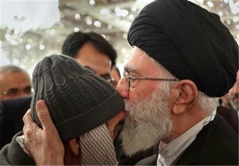 حال و هوای «حاج رجب» بعد از تحقق آرزوی دیدار با حضرت آقا