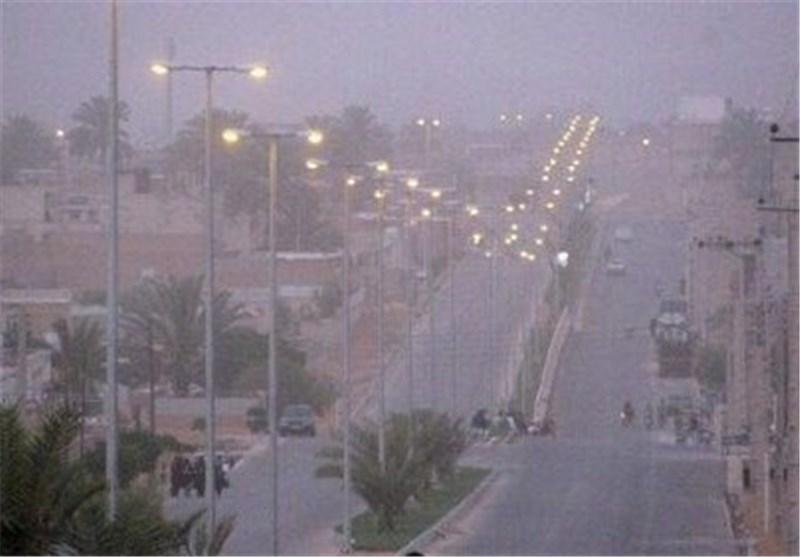 هوای 4 شهرستان استان ایلام در حالت هشدار است