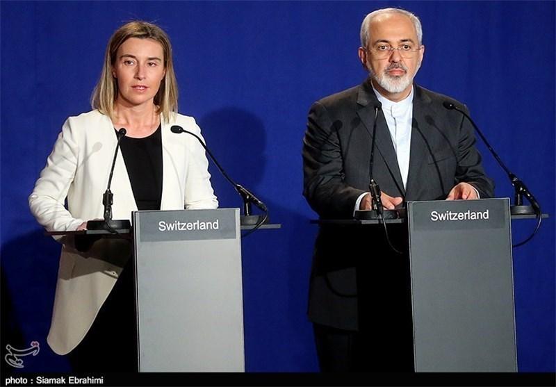 الاتحاد الاوروبی: بیان لوزان یعتبر المصدر الوحید الذی یعتمد علیه فی المفاوضات النوویة