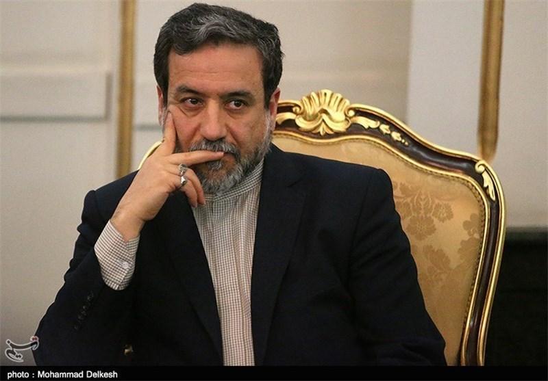 Araqchi Deplores US' Desire to Maintain Sanctions on Iran