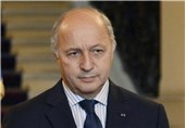 France's Fabius Hails Iran's Positive Role in Dealing with Regional Crises