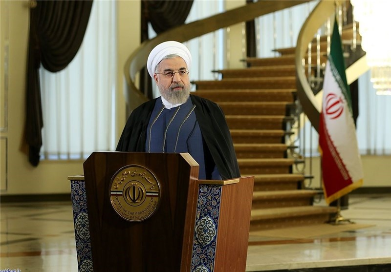 National Unity to Help Negotiating Team in Drafting of Final Nuclear Deal: Iran's President