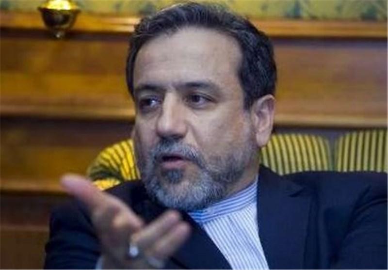 عراقجی : اتفاق تبادل الیورانیوم یطبق بعد قرار مجلس حکام الوکالة الدولیة للطاقة الذریة