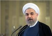 روحانی: لغو قطعنامهها و برچیدهشدن تمام تحریمهای اقتصادی خط قرمز ماست