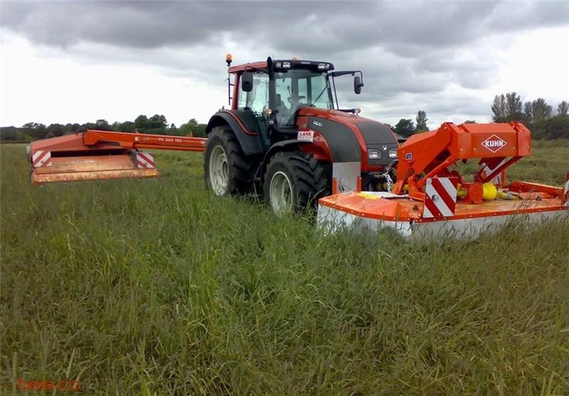 مکانیزاسیون کشاورزی/ث