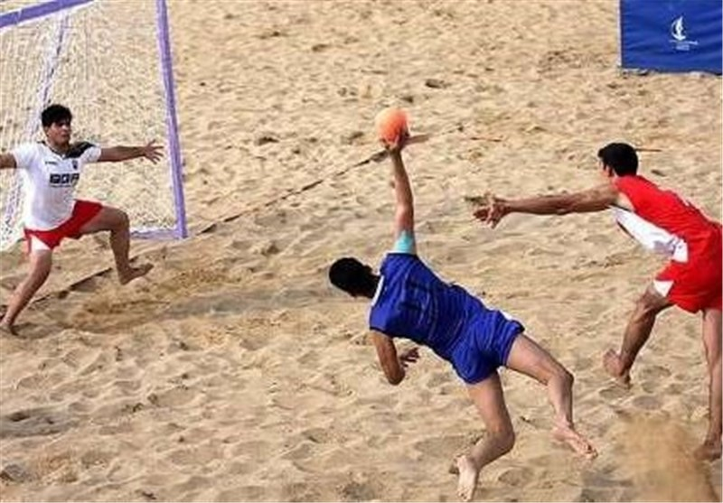 Iran Loses to Vietnam at Asian Beach Handball Championship