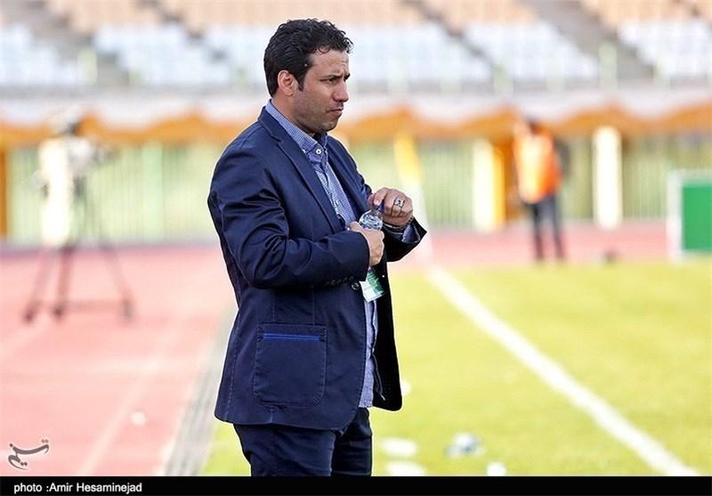 تارتار: بیشتر توجه مدیران استان معطوف ایرانجوان است/ با تمام قوا مقابل سپاهان بازی میکنیم