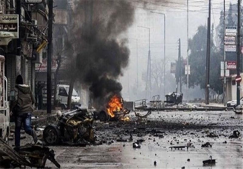 ダマスカス近くの最後の拠点を残しているダエシュテロリスト