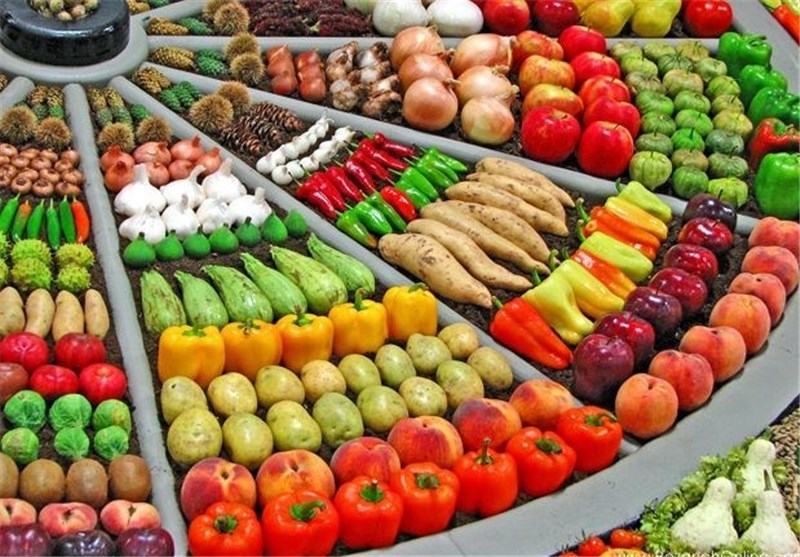 نتیجه تصویری برای میوه و سبزیجات
