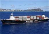 کشتی کانتینربر آمریکا
