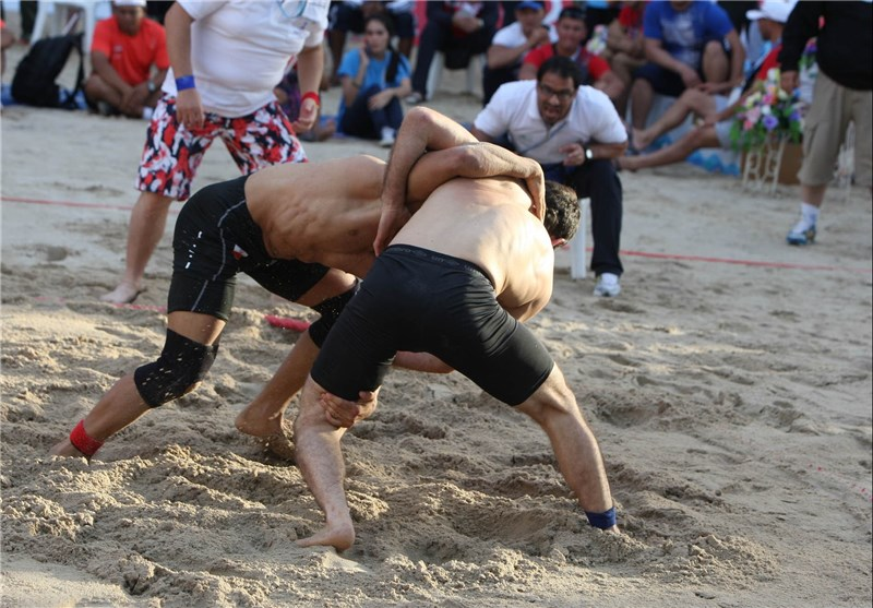 Beach Wrestling World Championship: Iran Wins Title