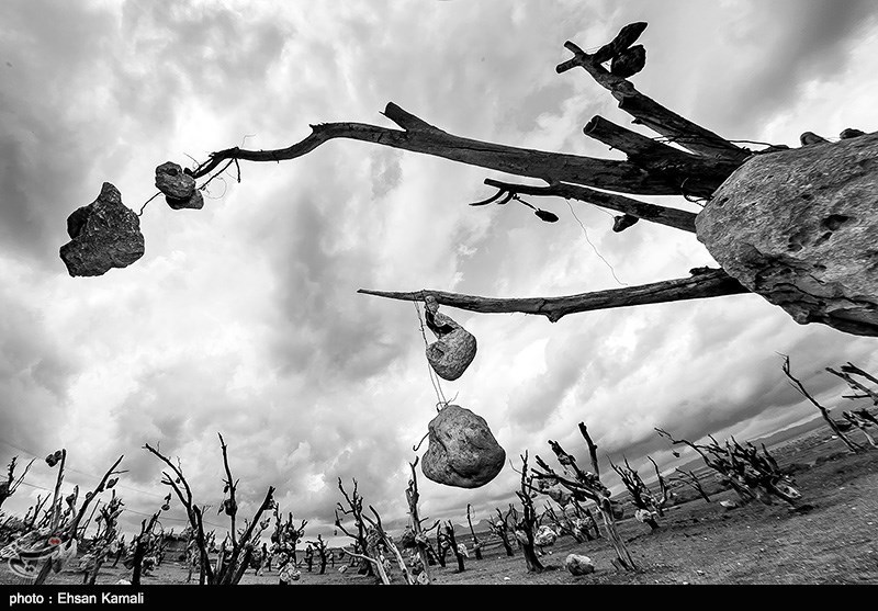 Stone Garden: Iran's Most Amazing Garden - Tourism news