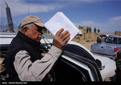 یکی از فرماندهان نیروهای مردمی مبارز