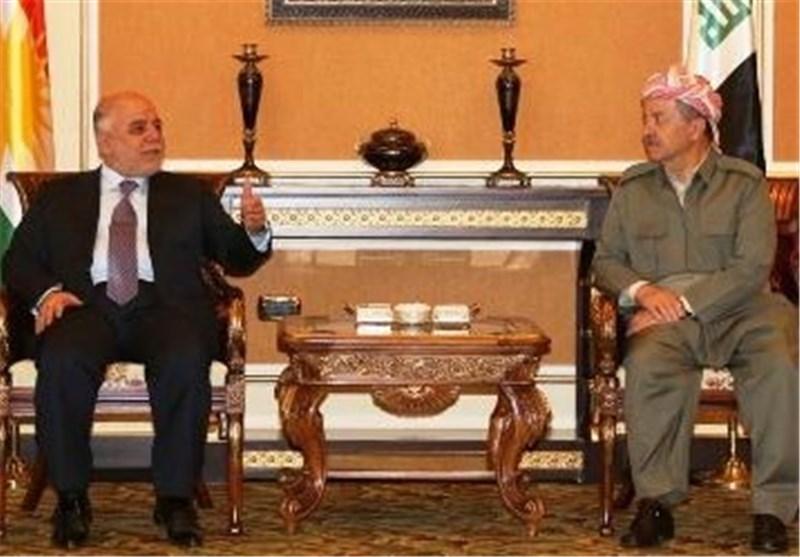 Iraqi PM, Barzani Agree on Joint Plan to Liberate Mosul