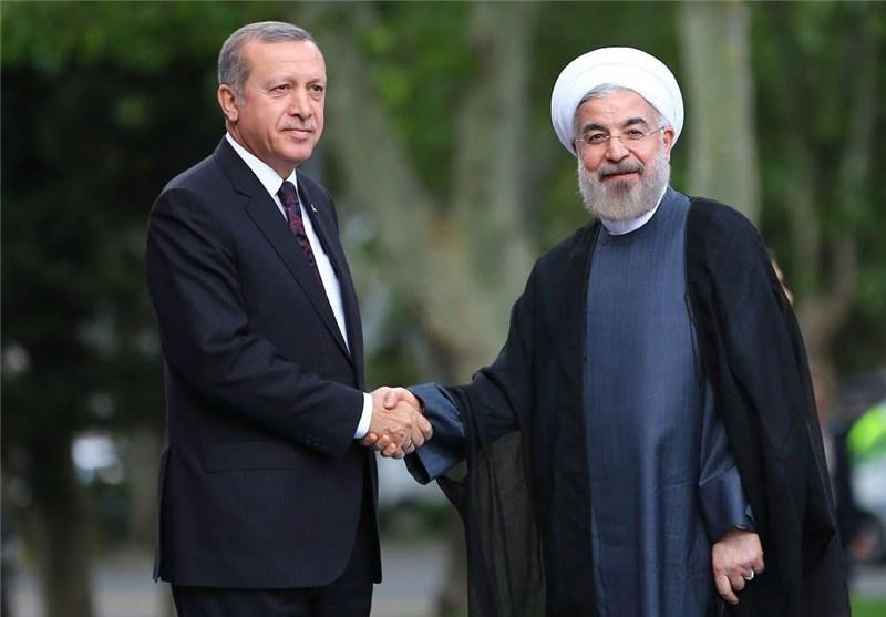 روحانی در تماس تلفنی اردوغان: تلاش کنیم از فاجعه انسانی در غوطه شرقی جلوگیری شود