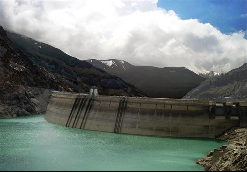 وضعیت ذخایر آبی سدهای تهران در پایان دی ماه+جدول