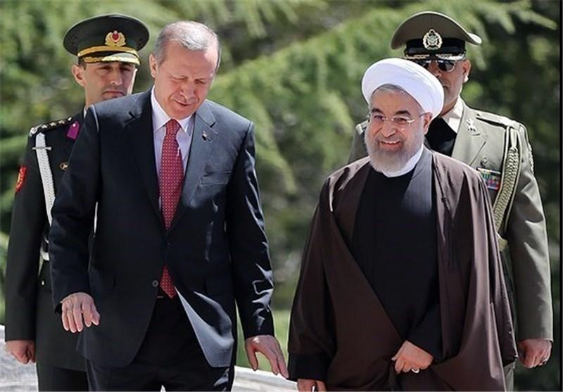 روحانی در تماس تلفنی اردوغان: رایزنیهای سیاسی مشترک باید تداوم یابد