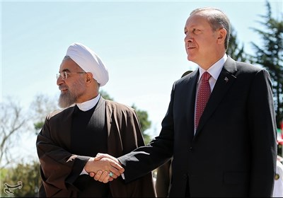 Iranian, Turkish Presidents Discuss Concerted Action against Israeli Crimes
