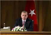 اردوغان: آماده مسلح کردن و آموزش ارتش عراق هستیم