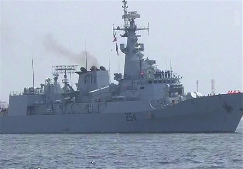 کشتی نیروی دریایی پاکستان
