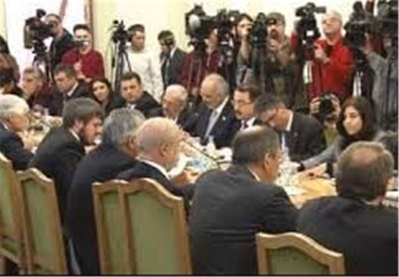 نشست مخالفان سوری مسکو2