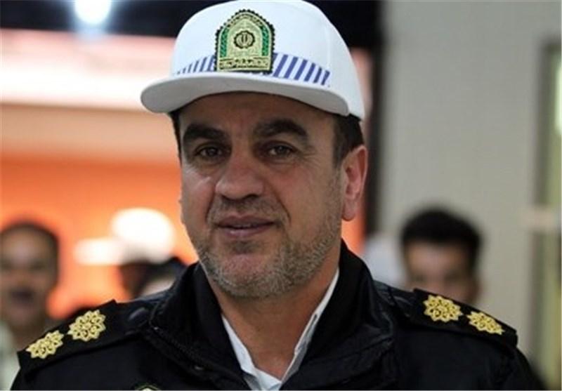 عدم توجه به جلو 33 درصد تصادفات شهری زنجان را به خود اختصاص داد