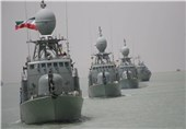 Iranian Navy's 35th Flotilla of Warships Sets Sail for Gulf of Aden