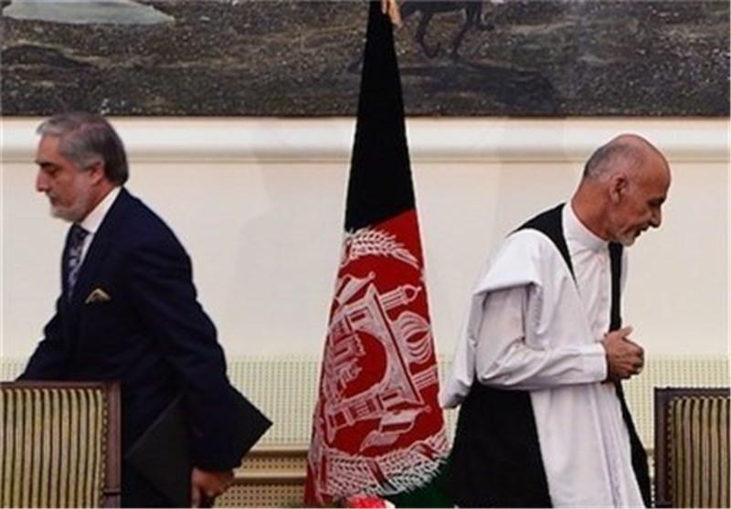 ریاست اجرایی افغانستان: غنی توافق با عبدالله را نقض کرده است