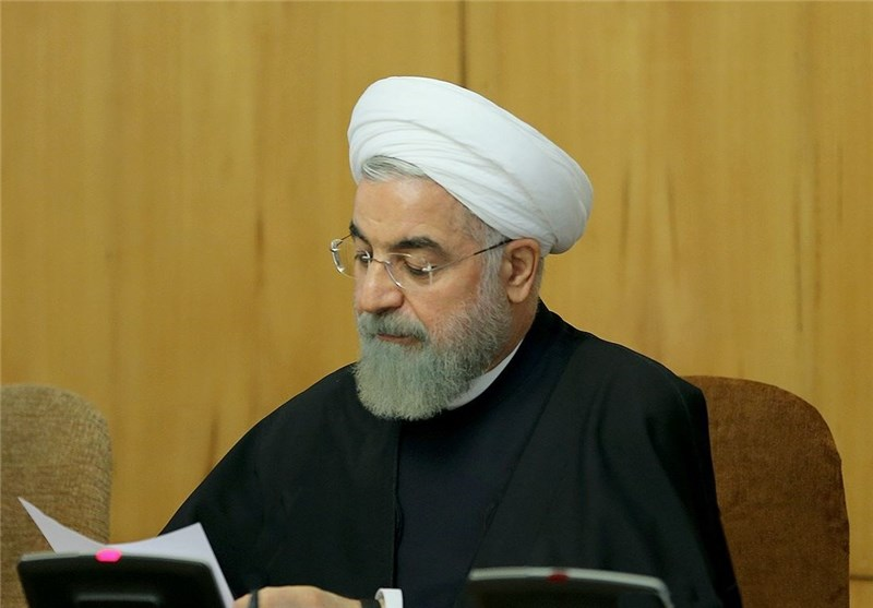President Rouhani Felicitates Nigerian Counterpart on New Post