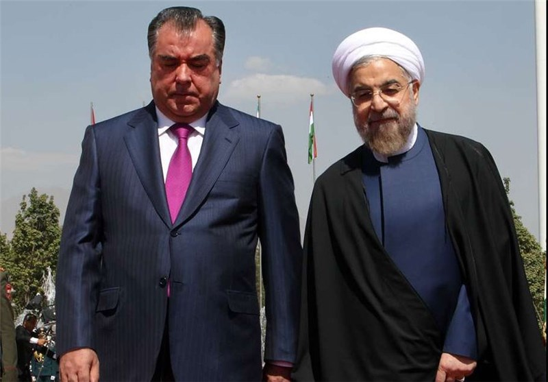 President: Iran after Closer Cooperation with Tajikistan