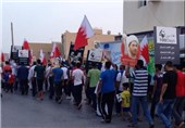 Bahrainis Urge Al Khalifa Regime to Free Political Prisoners (+Photos)
