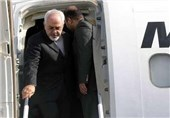 Iran's Zarif Heads for South Africa for Official Visit