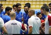 Iran Defeats Finland Volleyball Team in Friendly