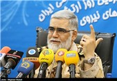 """امیر پوردستان: ارتش در سوریه """"کنار سپاه"""" است"""