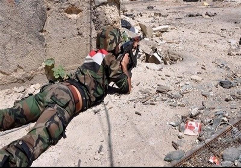 الجیش السوری یحبط هجوما لداعش ویقضی على عشرات الإرهابیین لجبهة النصرة بریف حمص