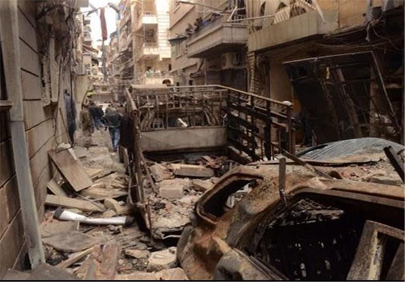 Aleppo Shelled as Syrian Humanitarian Crisis Worsens