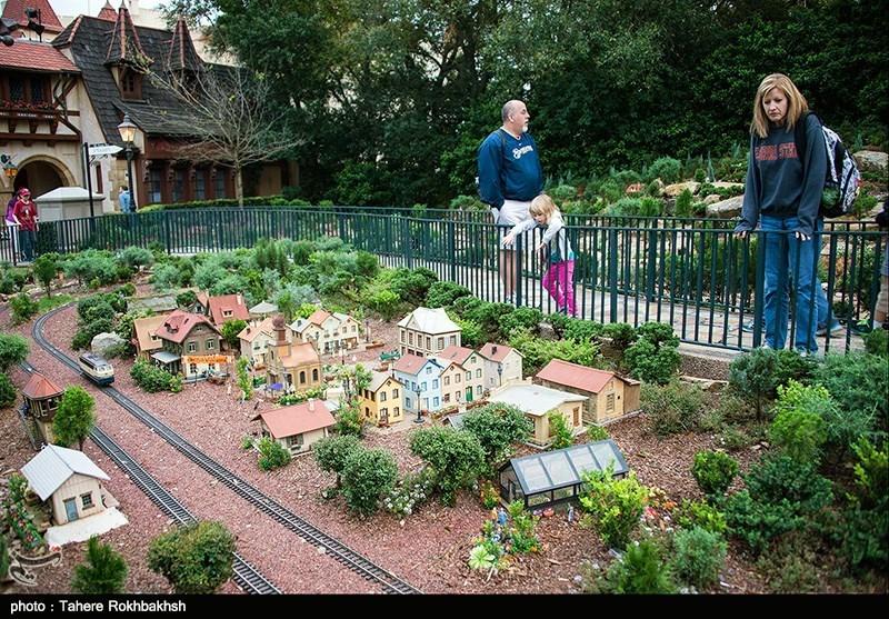 باغ گل ایپکات در فلوریدا