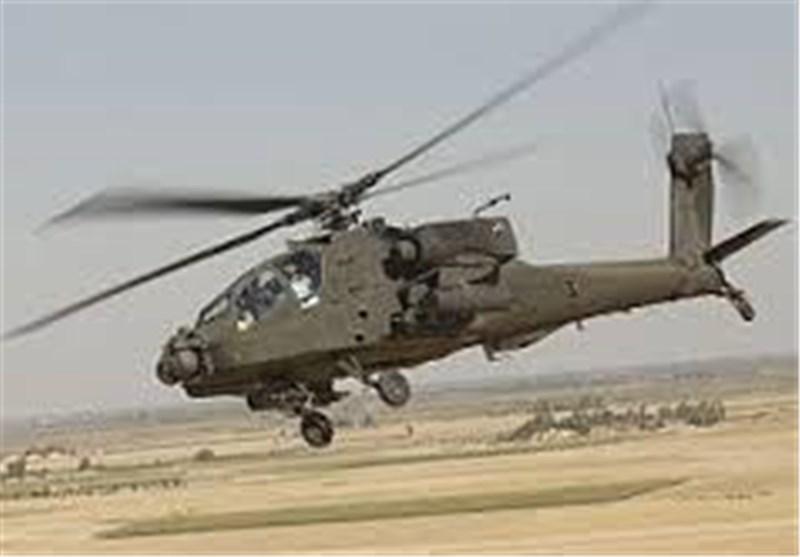 یمن میں سعودی ہیلی کاپٹر سرنگوں، 12 اہلکار ہلاک