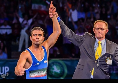 Iran beats US to win 2015 Wrestling World Cup