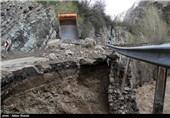 کرج| بارشهای اخیر 3 میلیارد تومان به جادههای البرز خسارت زد