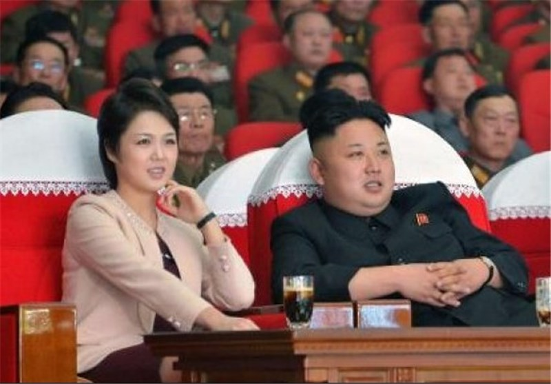 N. Korea First Lady Appears in Public for First Time This Year